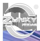 Logotipo Zunky Rodas
